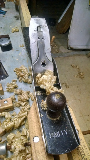 Finely set jointer