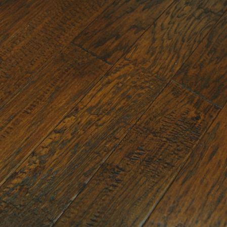 Handscraped floors