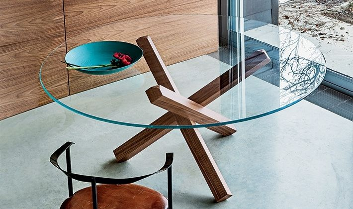 Modern Tripod Table