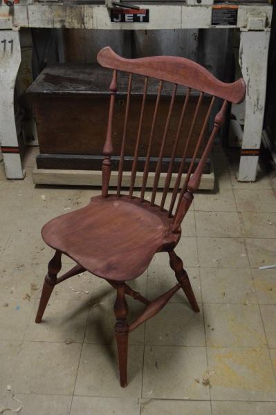 Chair Finish 001