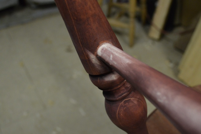 Chair Finish 008