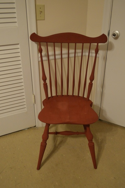 Chair Finish 015