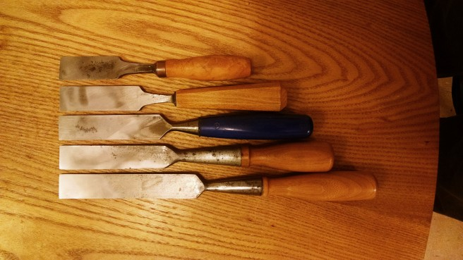 1-in Chisels