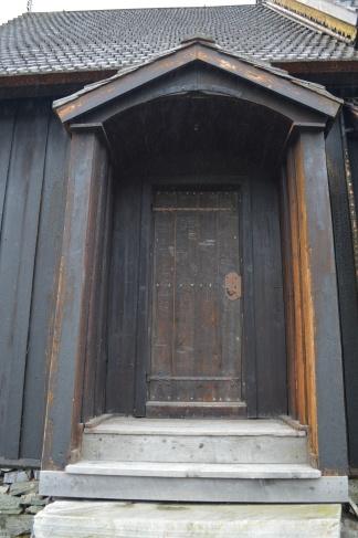 A side door
