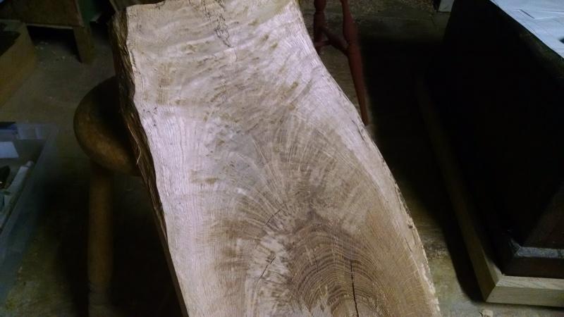 Oak Crotch