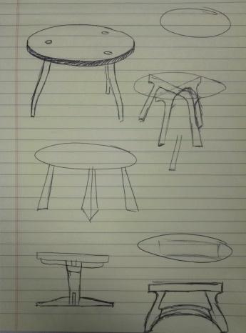 Rough Sketch I